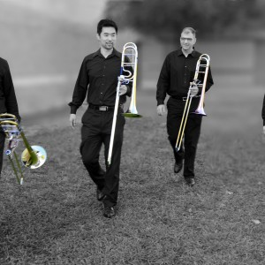 Four 512 Trombones; Christmas Quartet - Brass Band in Cedar Park, Texas