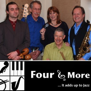 Four and More - Jazz Band / Wedding Band in Walnut Creek, California