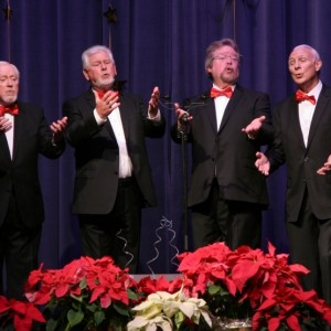 Four For Fun - Barbershop Quartet in Huntington Beach, California