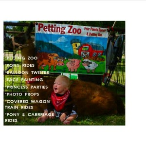 Four Points Ranch Entertainment - Petting Zoo / Outdoor Party Entertainment in Augusta, Kansas