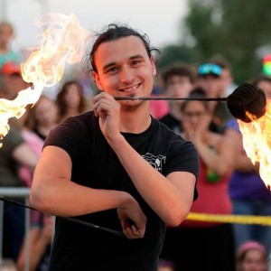 Fox Valley Fire - Fire Performer / Polynesian Entertainment in Appleton, Wisconsin