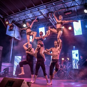 Fractal Tribe - Circus Entertainment / Aerialist in Boulder, Colorado