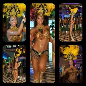 Fraima Brazilian Samba Production - Samba Dancer in Miami, Florida
