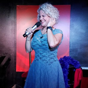 Francesca Amari, Cabaret Singer - Cabaret Entertainment in Palm Springs, California