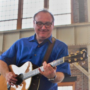 Frank Adams Music - Singing Guitarist / One Man Band in Charlotte, North Carolina