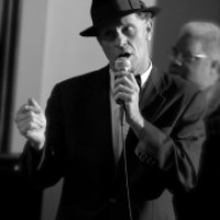 David Roberts Band - Frank Sinatra Impersonator / 1950s Era Entertainment in Orlando, Florida