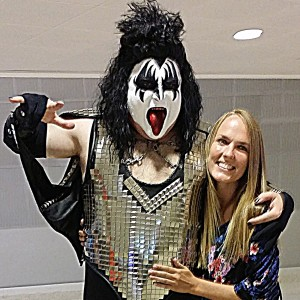Frank's Gene Simmons Impersonation - Impersonator in Bradenton, Florida