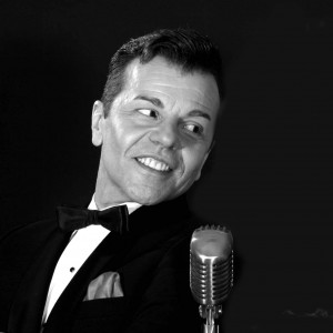 Vaughn Suponatime - Frank Sinatra Impersonator / Casino Party Rentals in Los Angeles, California