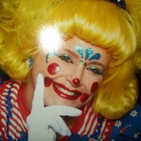 Frannie the Clown - Face Painter in San Diego, California
