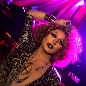 Fraya Love, Female Impersonator - Drag Queen in Seattle, Washington