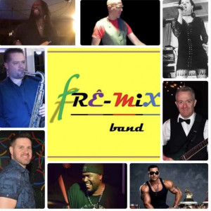 fRē-MiX Party/Dance Band - Party Band in Dallas, Texas