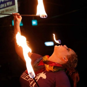 Freaky Elements Circus - Fire Performer in Tallahassee, Florida