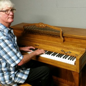 Fred Jay Ross - Pianist in Austin, Texas