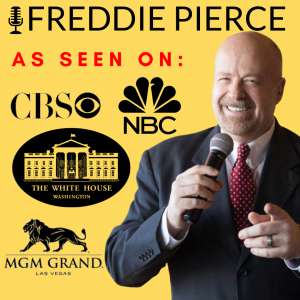 Freddie Pierce- Magician-Entertainer - Comedy Magician / Storyteller in Raleigh, North Carolina