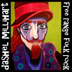 Free Range Folk Rock by Dashel Millihart - Guitarist in Portland, Oregon