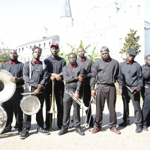 Where Y'At Brass Band - Brass Band / Pop Music in New Orleans, Louisiana