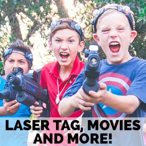 Freedom Fun - Laser Tag, Movies & More - Mobile Game Activities / Event Planner in Austin, Texas
