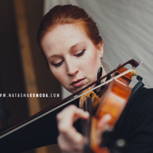 Augusta, NYC Freelance Violinist - Violinist / Fiddler in New York City, New York