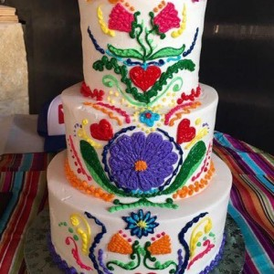 Freestyle Baking Company - Wedding Cake Designer / Cake Decorator in Austin, Texas