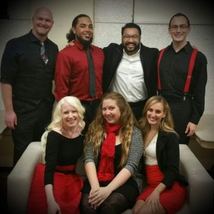 Frequency - A Cappella Group in Orange County, California