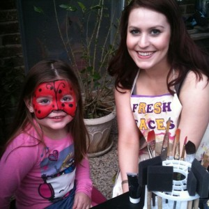 Fresh Faces - Face Painter / College Entertainment in Coppell, Texas