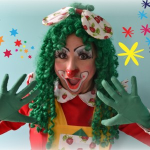 Fresita the Clown - Face Painter in Ashburn, Virginia