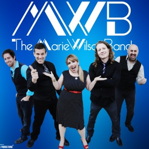 The Marie Wilson Band - Cover Band / College Entertainment in Fresno, California