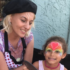 Friendliest Face Painter - Face Painter in New Smyrna Beach, Florida