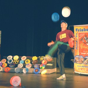 Frisbee Guy - Athlete/Sports Speaker / Juggler in Winchester, Virginia