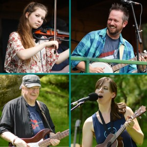 Fritz Schindler Band - Folk Band in Radford, Virginia