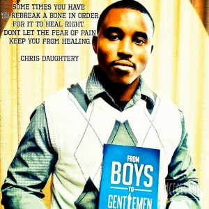 From Boys to Gentlemen - Author in Abilene, Texas