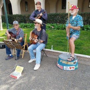 Front Street Troubadours - Acoustic Band / Oldies Music in San Diego, California