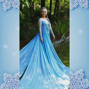 Frozen Elsa Impersonator - Party Rentals in Columbus, Georgia