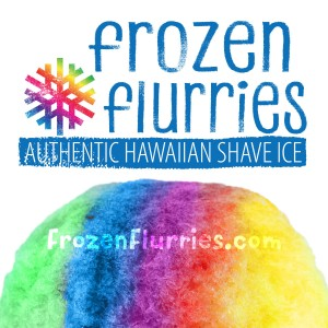 Frozen Flurries Hawaiian Shave Ice