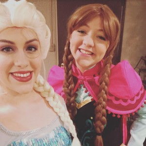Frozen Sisters - Princess Party in Westchester, New York