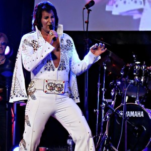 Full Band or Track Show - Elvis Impersonator / Look-Alike in Toronto, Ontario