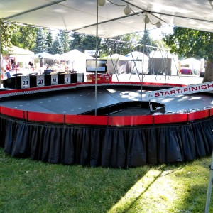 Full Throttle Attractions - Interactive Performer / Corporate Entertainment in Eugene, Oregon