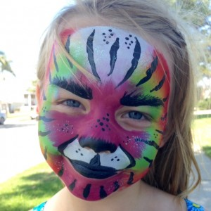 FullMoon Face Painting - Face Painter in Victorville, California