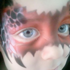 AirFX Body Art - Face Painter / Airbrush Artist in Syracuse, New York