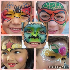 Fun and color for you event! - Face Painter in Chula Vista, California