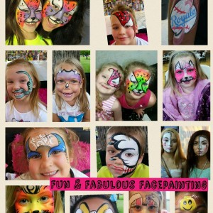 Fun & Fabulous Face painting - Face Painter / Outdoor Party Entertainment in Bonner Springs, Kansas