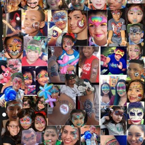 Fun Faces Face Painting by Morgan & More - Face Painter in Dallas, Texas