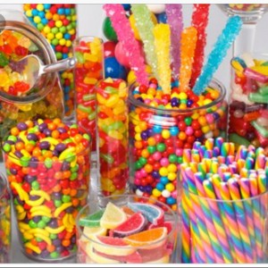 Fun foods - Candy & Dessert Buffet in Washington, Virginia