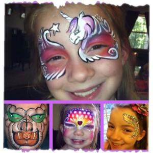 Fun Memories Face Painting - Face Painter / Makeup Artist in Beaver, Ohio
