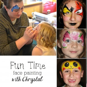 Fun Time Face Painting - Face Painter / Princess Party in Eagle Mountain, Utah