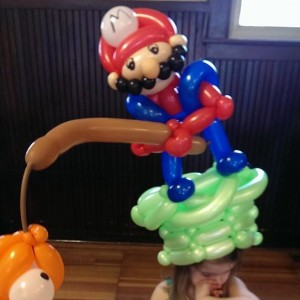Funbelievable Balloons - Balloon Twister / Balloon Decor in Bloomington, Illinois
