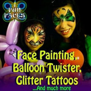 FunFaces By Brenda - Face Painter / College Entertainment in Yonkers, New York