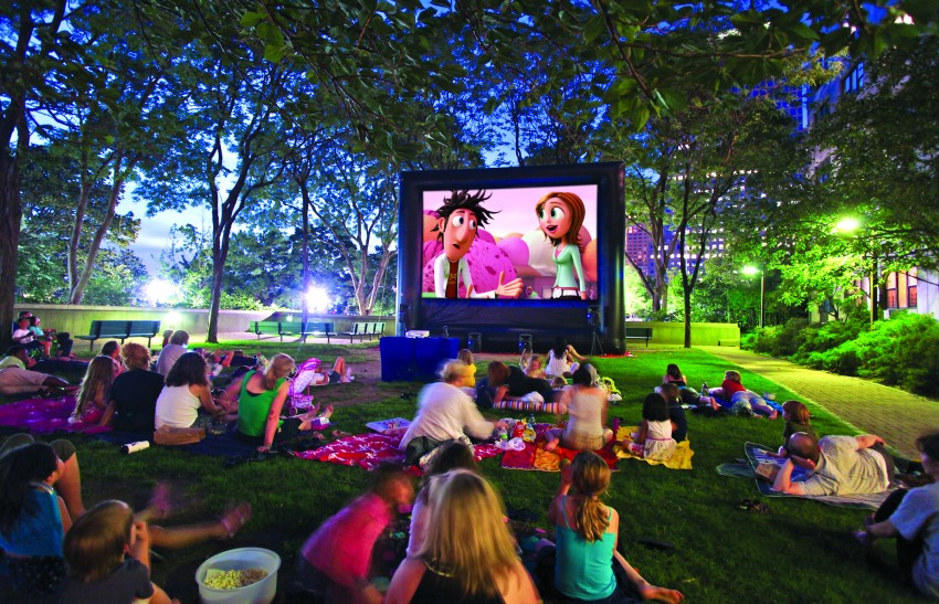 Decorating Ideas > Hire FunFlicks In & Outdoor Movies Iowa  Outdoor Movie  ~ 220223_Birthday Party Ideas Des Moines