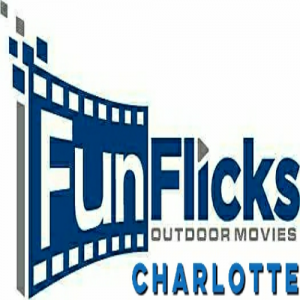 FunFlicks of Charlotte - Outdoor Movie Screens / Video Services in Charlotte, North Carolina