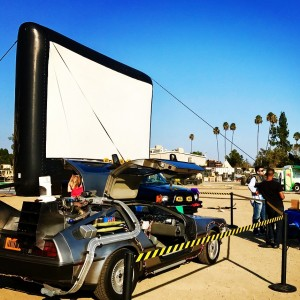 FunFlicks of Southern California - Outdoor Movie Screens / Outdoor Party Entertainment in Thousand Oaks, California
